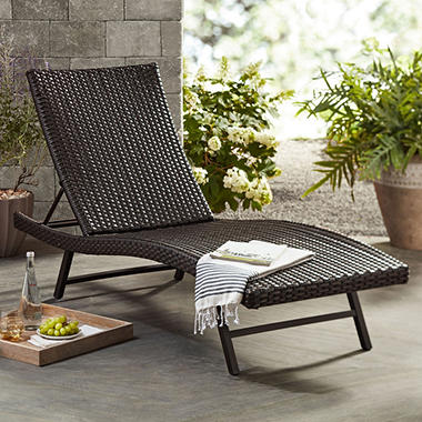 Member's Mark� Heritage 2-Pack Chaise Lounges