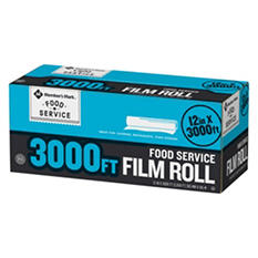 "Daily Chef™ Foodservice Film - 12"" X 3000'"