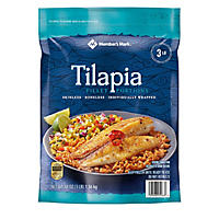 Daily Chef Tilapia Fillets (48 oz.)