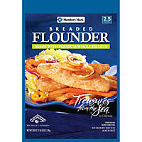 Member's Mark Breaded Flounder (40 oz.)