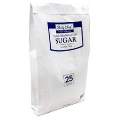 Daily Chef Granulated Sugar (25 lbs.)