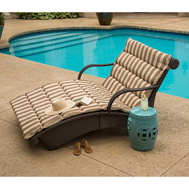Member's Mark® Mesa Woven Double Chaise Lounge, Original Price $499.00
