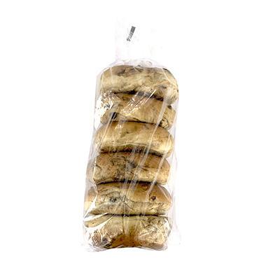 Daily Chef Cinnamon Raisin Bagels (6 ct.)