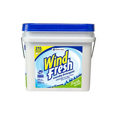 WindFresh Laundry Detergent Bucket - 200 Loads - 32.5 lbs.