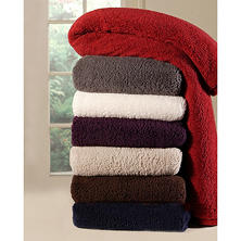 Member's Mark Cuddly Cabin Throw - Various Colors