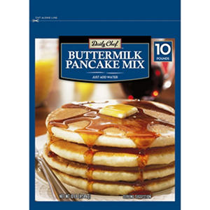 Daily Chef Buttermilk Pancake Mix (10 lbs.)