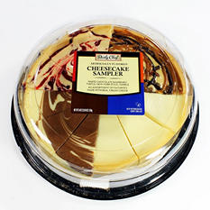Daily Chef Sampler Cheesecake (54 oz.)