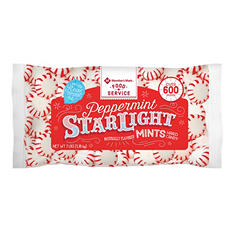 Daily Chef Peppermint Starlight Mints Hard Candy (636 ct.)