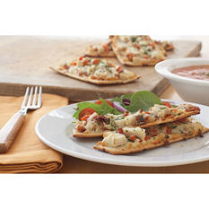 Daily Chef Grilled Chicken Carbonara Flatbread Sticks (33 oz.)