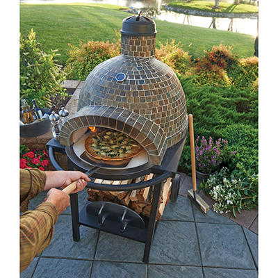 Member's Mark Wood Fired Pizza Oven