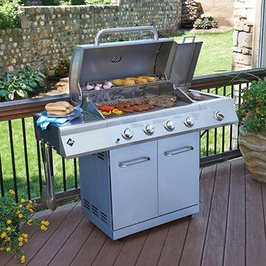 "sale! 30"" member's mark outdoor gas grill 720-830g - cheap grills 2015"