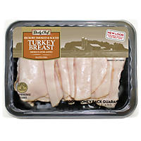 Daily Chef Hickory Smoked & Sliced Turkey Breast