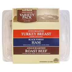 Daily Chef Thin Sliced Variety Pack