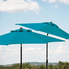 10'  Market Umbrella - Teal