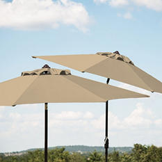 10' Market Umbrella - Beige