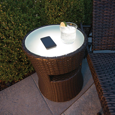 Rechargable Musical Table Speaker