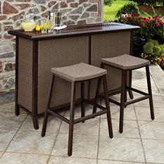 Member's Mark® Fairbanks 3-Piece Bar set