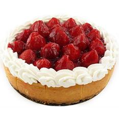 Daily Chef Fresh Strawberry Cheesecake (75 oz.)