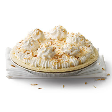 Artisan Fresh Coconut Creme Pie