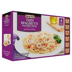 Daily Chef Thin Spaghetti (1 lb., 6 ct.)