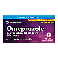 Member's Mark Omeprazole Acid Reducer (42 ct.)