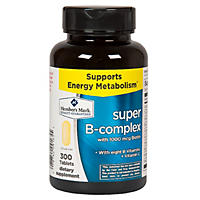 Member's Mark Super B-complex Dietary Supplement (300 ct.)