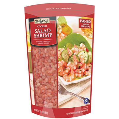 Daily Chef™ Cooked Salad Shrimp - 32 oz.