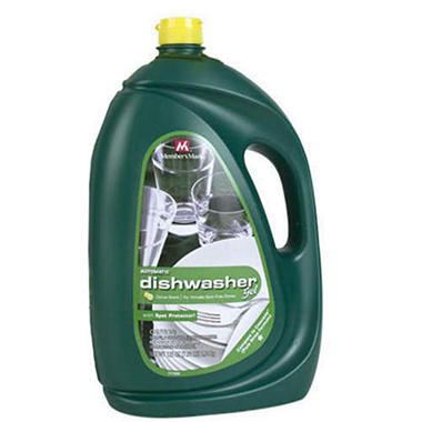 Member's Mark Dishwasher Gel - 192 oz