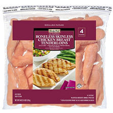 Daily Chef Boneless Skinless Chicken Breast Tenderloins (4 lb.)