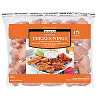 Daily Chef All Natural Chicken Wings (10 lb.)