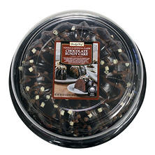 Chocolate Bundt Cake (56.5 oz.)