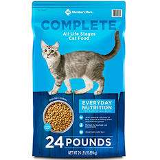Member's Mark Complete Cat Food (24 lbs.)