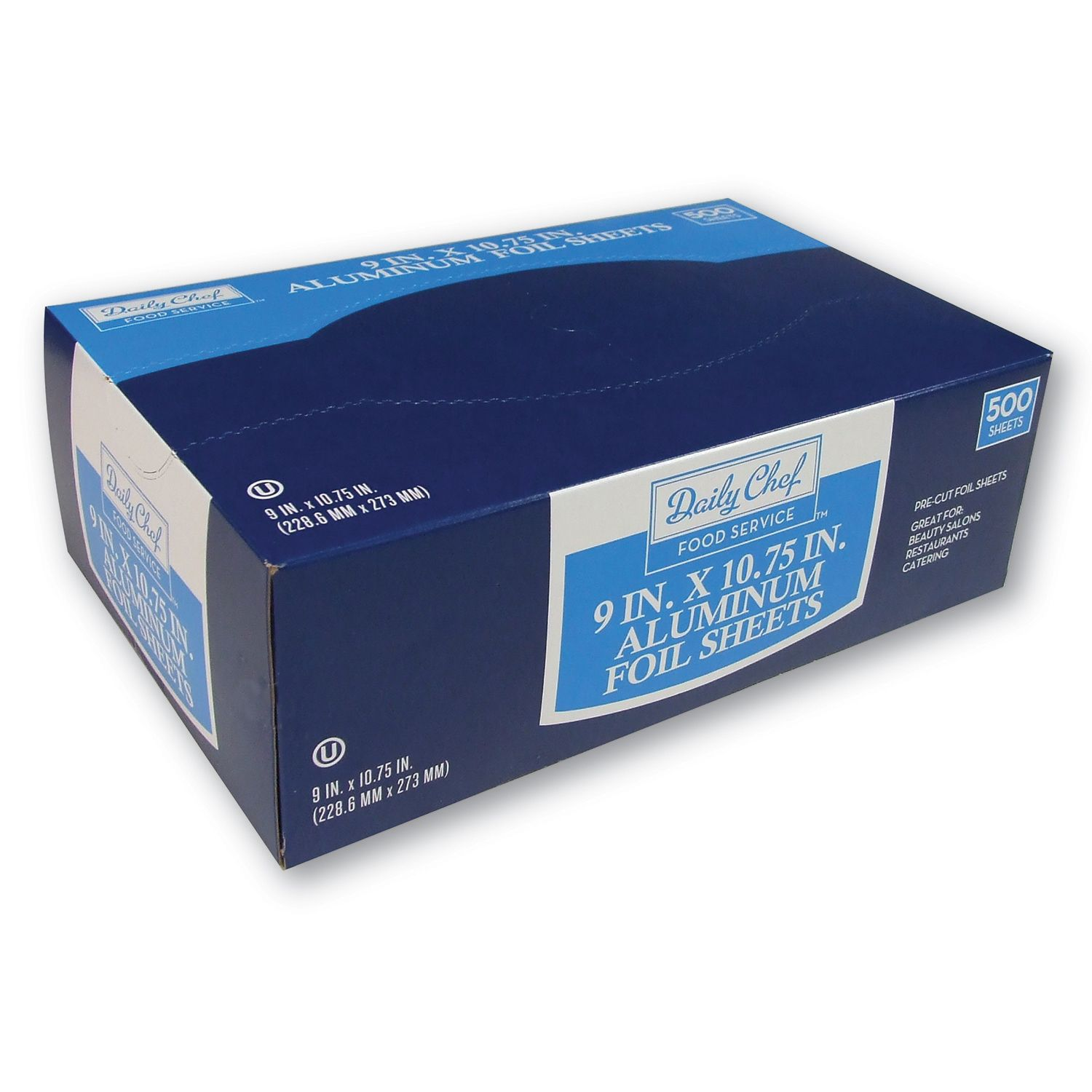 Bakers & Chef's Bakers & Chefs Foil Sheets 9 x 10.75in - 500ct at Sears.com