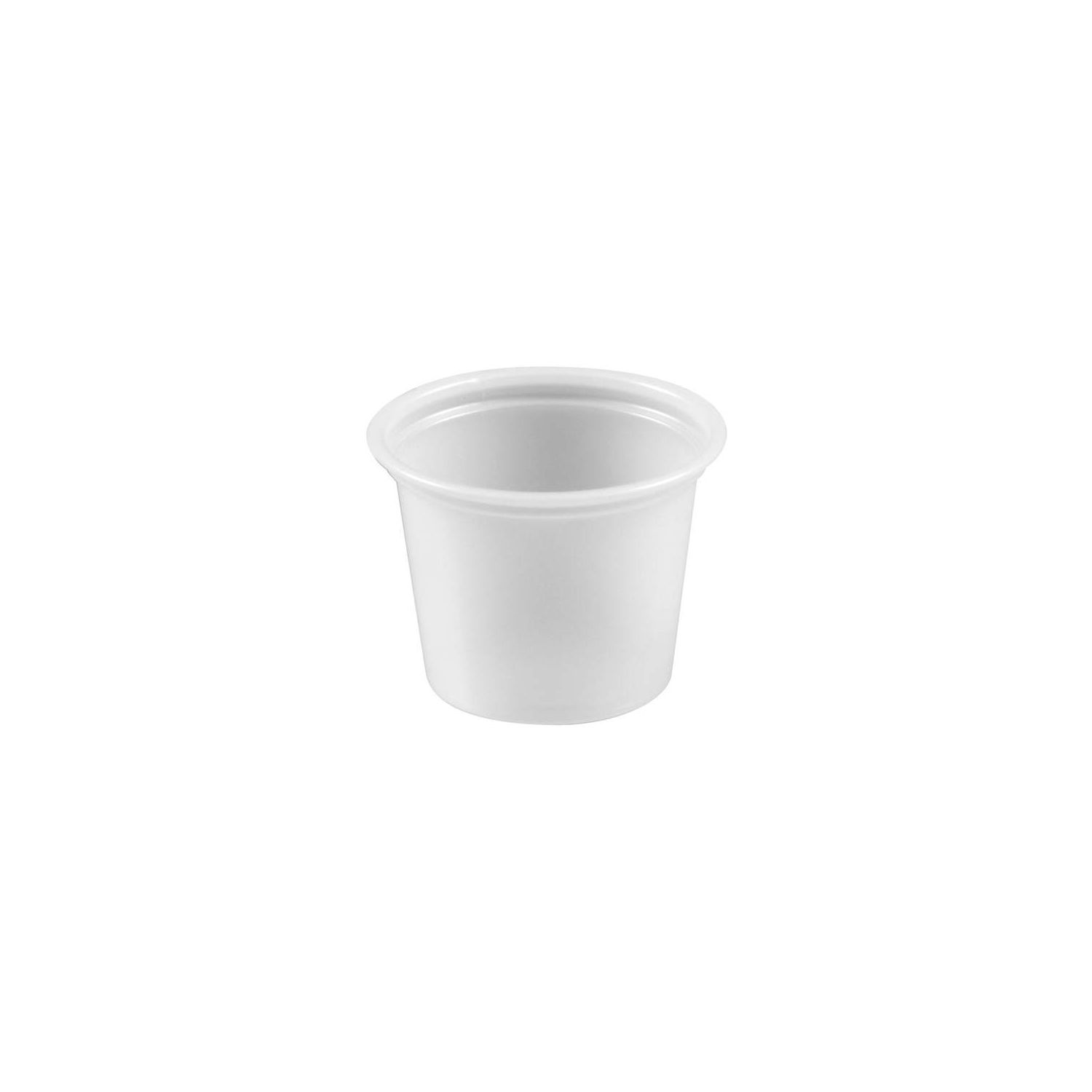 Bakers & Chef's Bakers & Chefs Plastic Portion Cups - 1oz/2,500ct at Sears.com