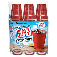 Daily Chef Red Plastic Cups (18oz., 252ct.)