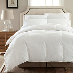 Member's Mark European White Down Comforter (Various Sizes)