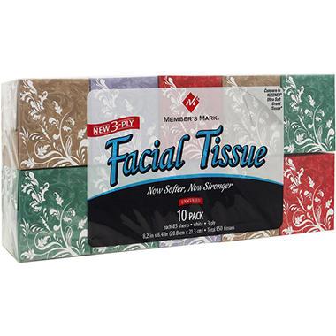 Member's Mark® Facial Tissue