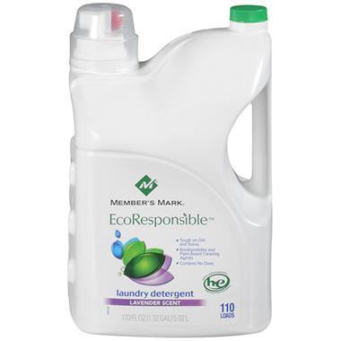Member's Mark® EcoResponsible Laundry - 170 oz