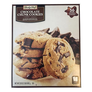 Daily Chef Chocolate Chunk Cookies (32 oz.)