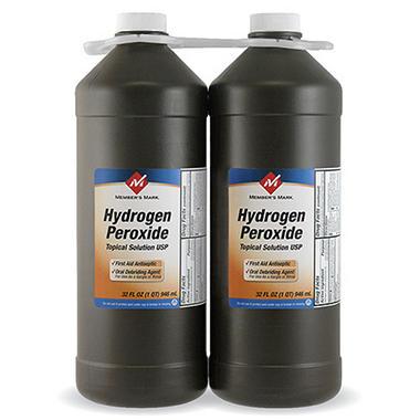 Member's Mark® Hydrogen Peroxide - 2/32 fl. oz.