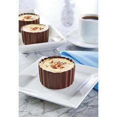 Daily Chef Caramelized Madagascar Vanilla Cream Cups (22.7 oz., 8 ct.)