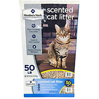 Member's Mark Scented Cat Litter (50 Lbs.)