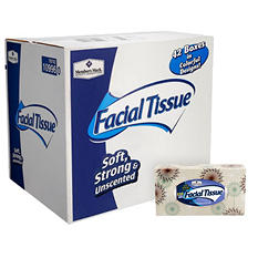 Member's Mark 2-Ply Facial Tissue, White (42 pk.,110 ct.)