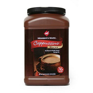 Member's Mark Mocha Cappuccino - 4 lbs.