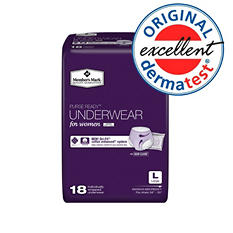 Member's Mark Women's PurseReady Protective Underwear, Large (72 ct.)