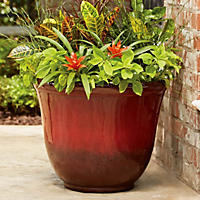 "Member's Mark 22"" Mystique Planter"