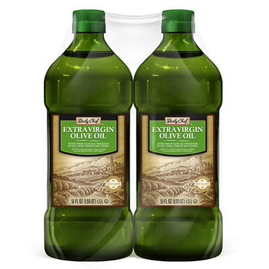 Daily Chef Extra Virgin Olive Oil (1.5 L, 2 pk.)