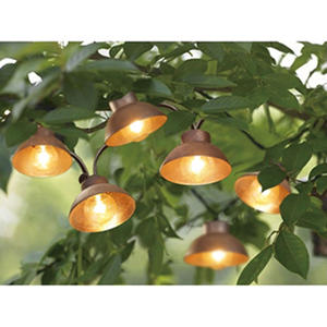 Lantern Patio Lights, 50 Count