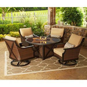 Member's Mark Berkeley 5-Piece Fire Chat Set