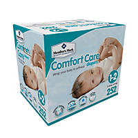 Member's Mark Comfort Care Diaper Bundle (Choose Your Sizes)